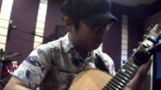 Music Malaysia - Amazing Fingerstyle Guitarist, Pukichi on Guitar