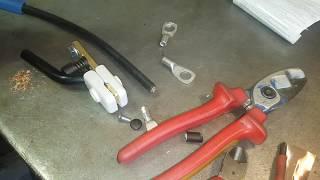 Jak si vyrobit kvalitní svařovací kabely