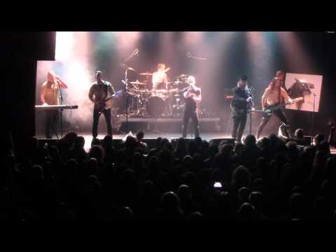 SOLEFALD - RED VIEW & WORLD METAL (LIVE AT BLASTFEST 19/2/16)