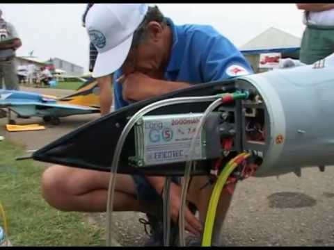 THE 6TH RC JET WORLD MASTERS 2005 JAKABSZALLAS HUNGARY