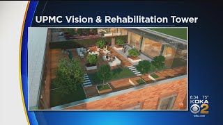 UPMC Breaks Ground On New Vision, Rehabilitation Tower