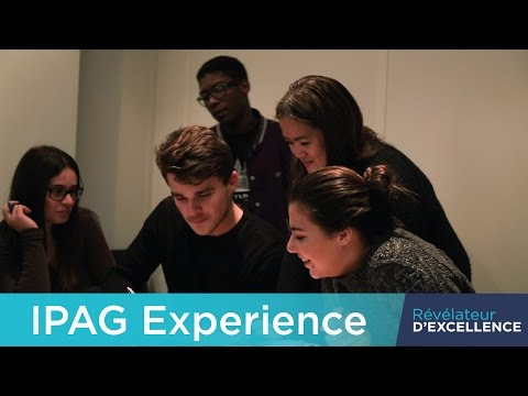 IPAG Experience - Campus Paris