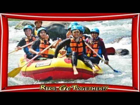 Arung Jeram (Rafting) Sungai Elo, Magelang-Jawa Tengah