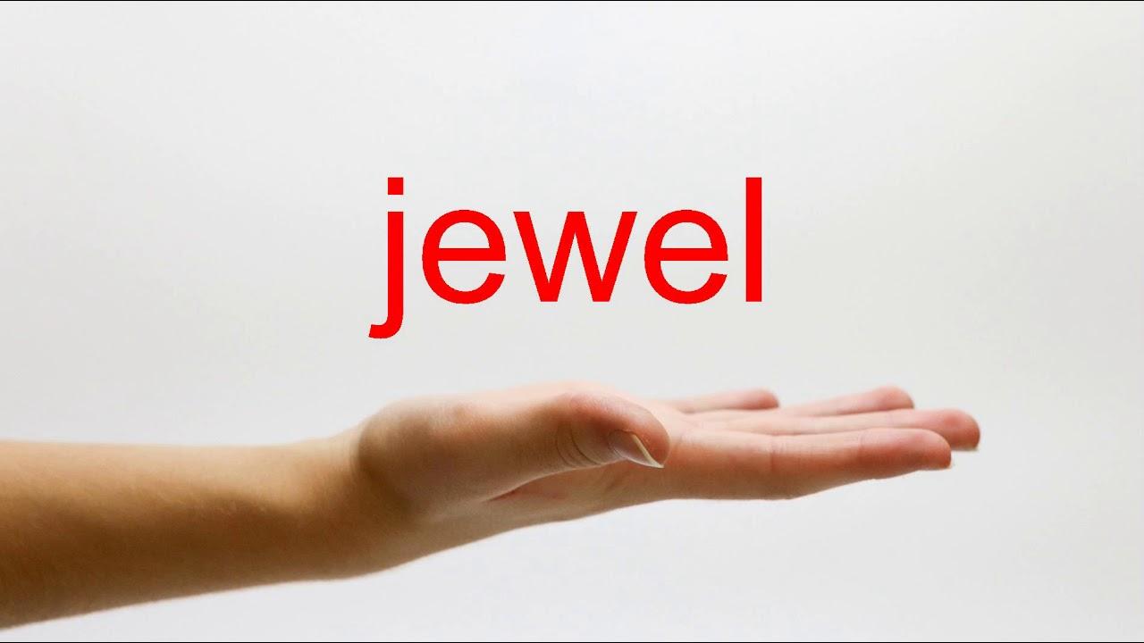 How to Pronounce jewel - American English - YouTube