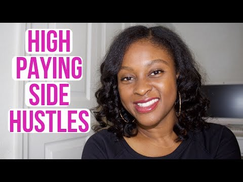 High Paying Side Hustles (No Experience Required)