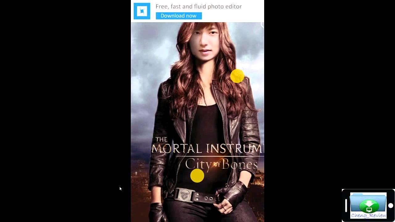 #3 :Phần mềm chỉnh sửa cắt ghép ảnh cho điện thoại ios android windown phone - YouTube