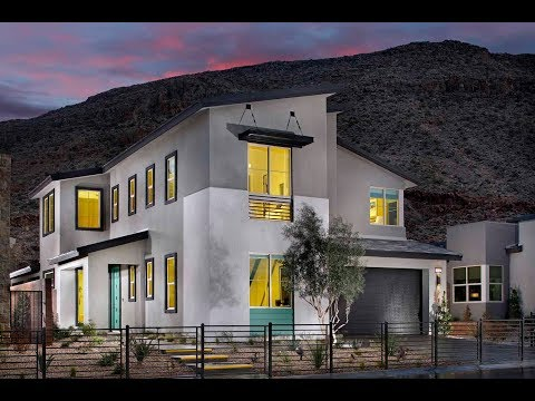$616,000 Summerlin NV: Modern Residence 3A Home by Pardee Homes, Terra Luna, The Cliffs, Las Vegas