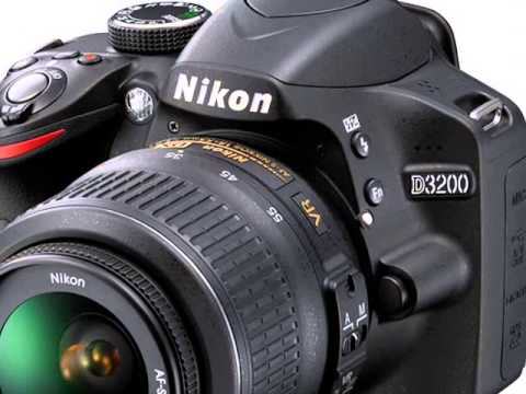 Cheap Nikon Camera Digital SLR D3200 18-55mm 24.2MP + 8GB Sandisk ...