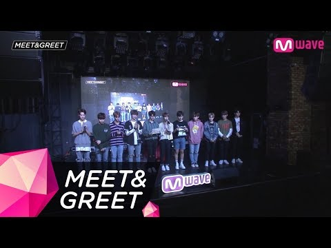[MEET&GREET] 170828 Wanna One 1ST MINI ALBUM '1X1=1(TO BE ONE)' (FULL EPISODE)