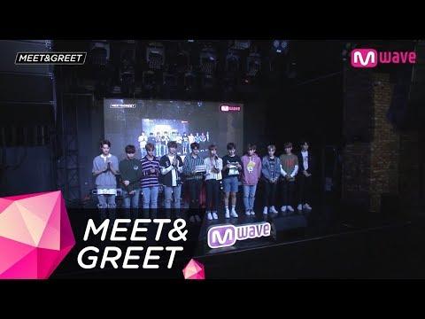 [MEET&GREET] 170828 Wanna One 1ST MINI ALBUM '1X1=1(TO BE ONE)' (FULL/ENG SUB)