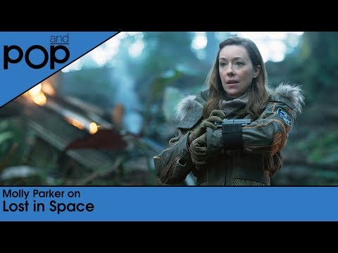 From metoo to Keeping Secrets, Molly Parker Shares How She Got Lost in Space
