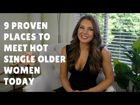 The 9 Proven Spots Where You Can Meet Older Women (Our Favorites)