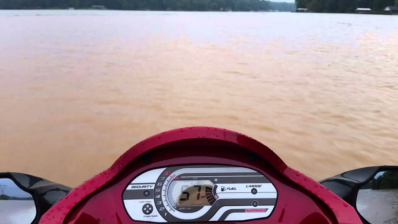 Yamaha Waverunner Top Speed