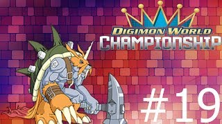 Digimon World Championship - Episode 19 - Bozilla NO!
