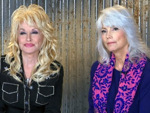 Dolly, Emmylou reflect on Trio group
