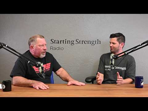Trainers Are More Interested In Entertaining | Starting Strength Radio Clips