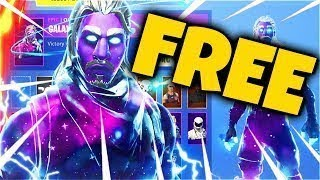 How to get any skin fortnite for free