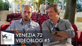 Venezia 72 - Videoblog #5: A Bigger Splash, El Clan, Janis e i film della quinta giornata al Lido