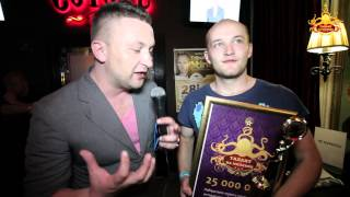 талант на миллион  финал  Болоболов Сергей