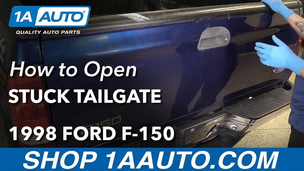 Ford F-Series Pickup Tailgate Handle