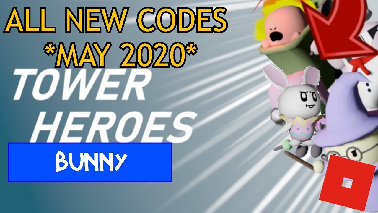 Tower Heroes All Codes