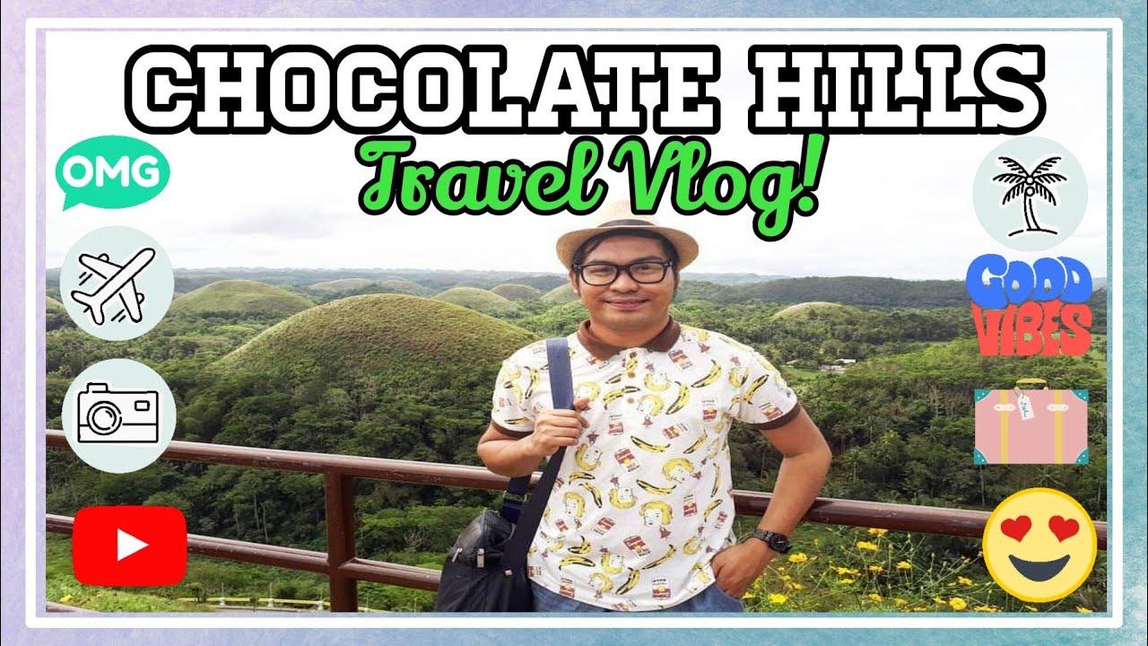 TRAVEL THE PHILIPPINES II CHOCOLATE HILLS TRAVEL VLOG II ERIK BUENDIA