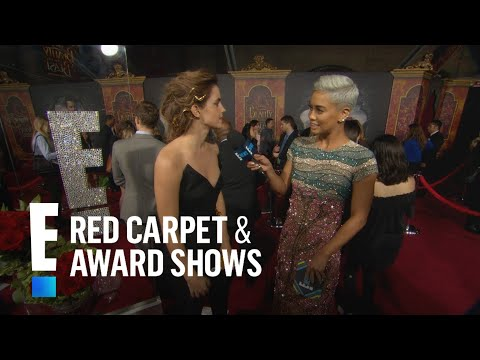 Emma Watson Reveals Her Glam & Makeup Secrets | E! Red Carpe