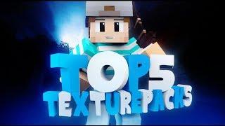 DIE BESTEN TOP 5 Minecraft PvP Texture Packs / Resource Packs - iSebii