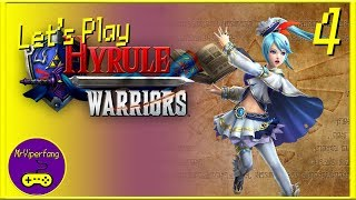 Hyrule Warriors: Legend Mode [Part 4] - The Sorceress of the Valley
