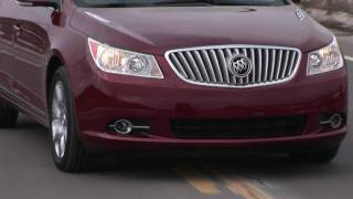 2010 Buick LaCrosse CXS - Drive Time review
