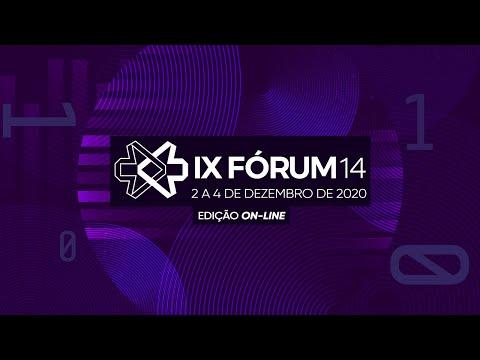 [IX Fórum 14] LGPD: Uma abordagem não jurídica, voltada às questões técnicas operacionais
