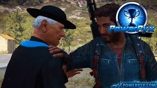 Just Cause 3 - Forgive Me, Father... & Three Holy Hideaways Trophy / Achievement Guide
