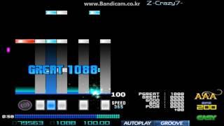 [BMS] ★★4 Z -Crazy7- AUTOPLAY