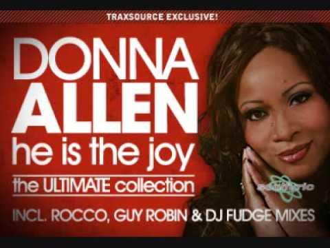 Donna Allen  He is the joy Rocco Underground mix Soulfuric rec