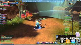 Creekbank Valley - Forsaken World Pet Raid Instance HD