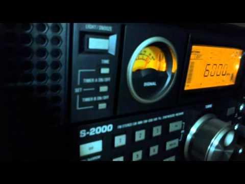 Radio Habana Cuba 03:30 UTC on 6000 Khz 15 November 2015