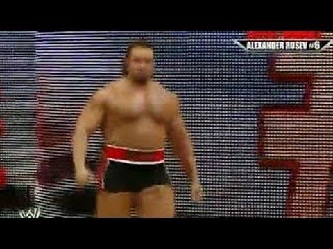 Alexander Rusev Nxt WWE Debut Of NXT Super...