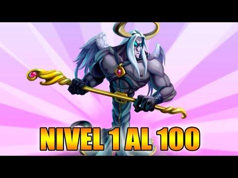 Monster Legends - Ragnael - Level 1 to 100 & Combat - Review