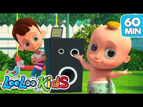 LooLoo Kids – Looby Loo – Cantece pentru copii in limba engleza