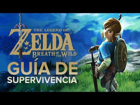 Guía de supervivencia: Breath of the Wild (sin spoilers de la historia)