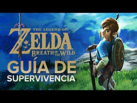 Guía de supervivencia: Breath of the Wild (sin spoilers de la historia)