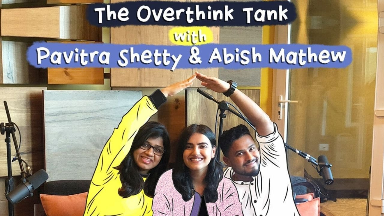 How To Get Along With Your Roommates? ft. Abish Mathew & Pavitra Shetty // The Overthink Tank