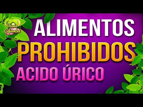 ejercicios para curar la gota problemas acido urico alto alimentos prohibidos cuando se tiene acido urico alto