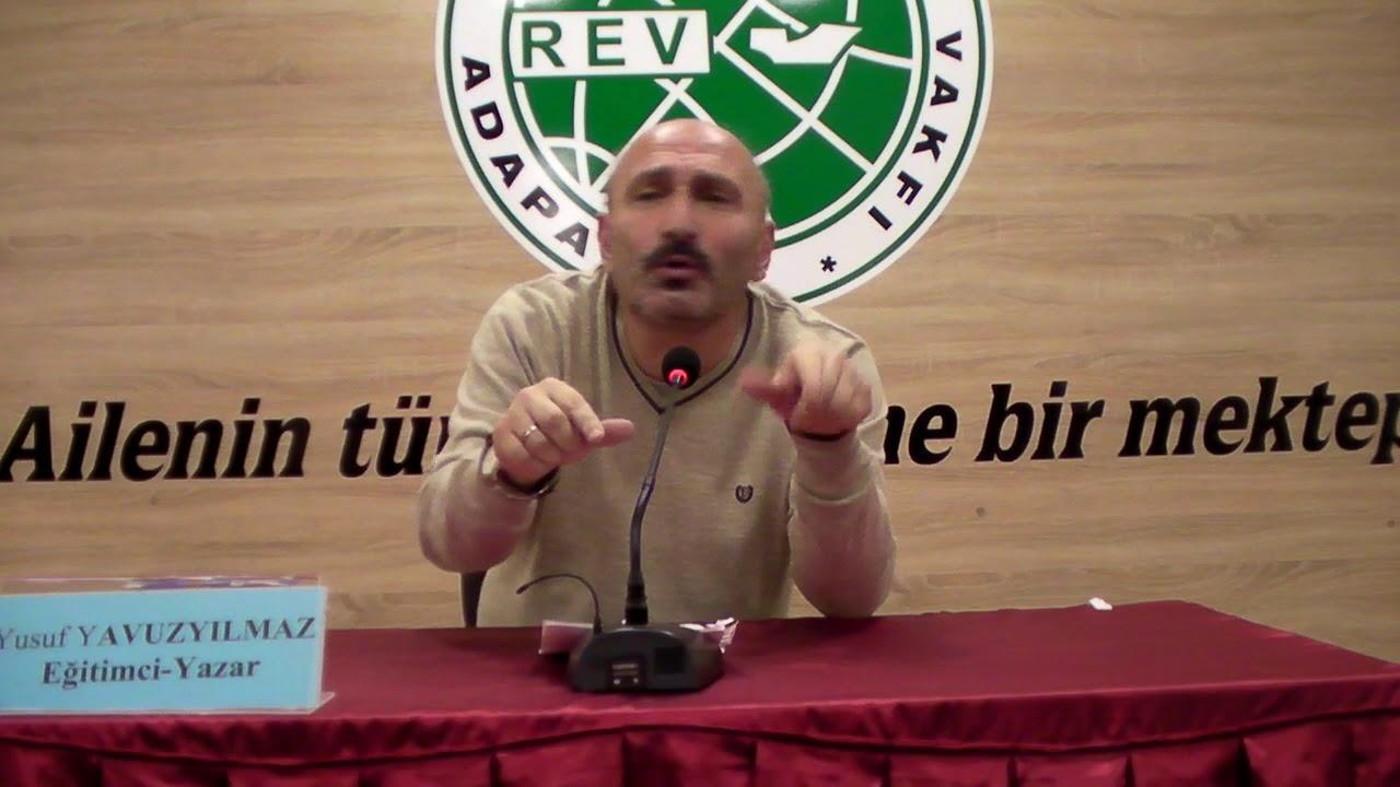 """Yusuf YAVUZYILMAZ (araştırmacı yazar) """" İnsan Zindanları """" 1 Aralık 2017 Cuma"""