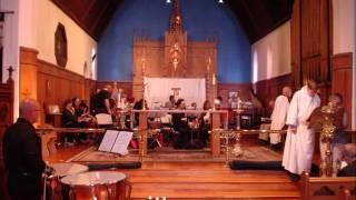 J S  Bach BWV 11 Lobet Gott in seinen Reichen Chor  1