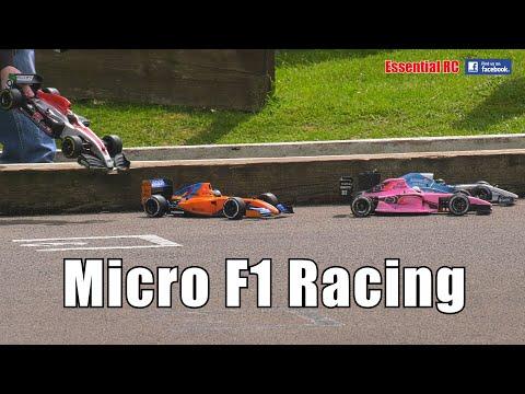 TOO COOL !!! FORMULA 1 (F1) GRAND PRIX MICRO RC RACING CARS
