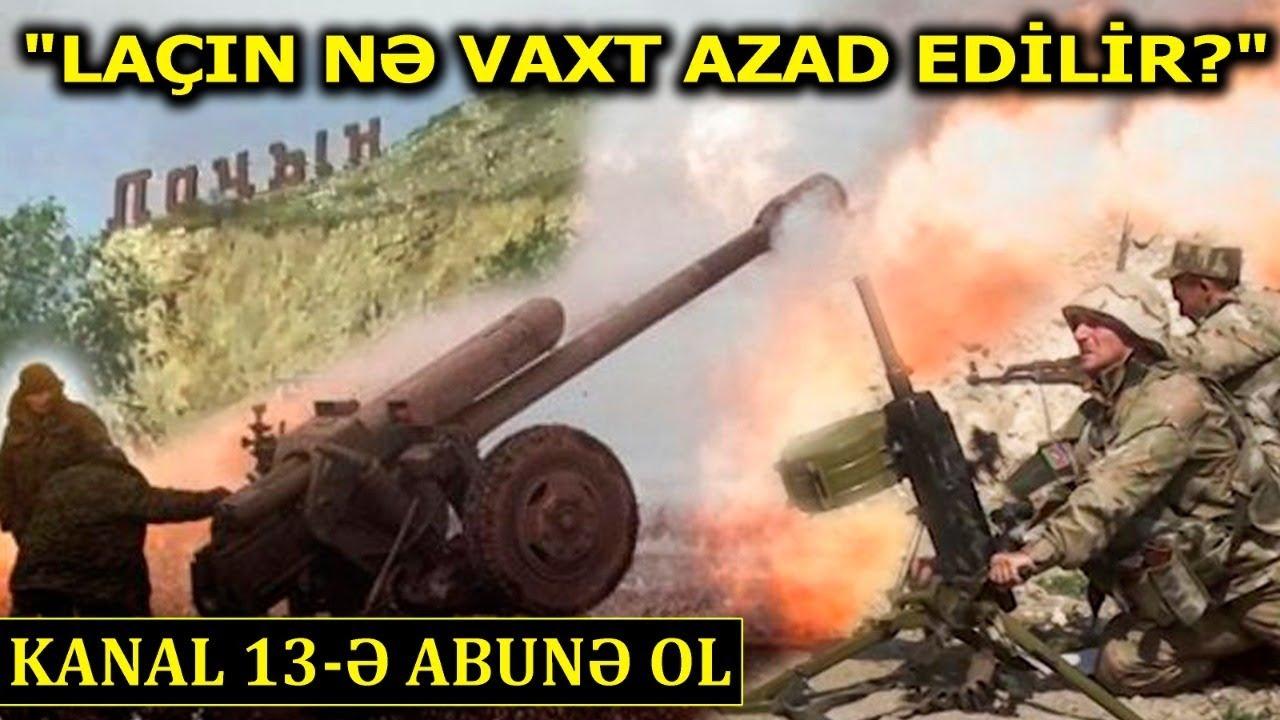 """""""Laçının strateji önəmi və ordumuz hücumda"""" - 24 dəqiqədə Arif Paşa"""
