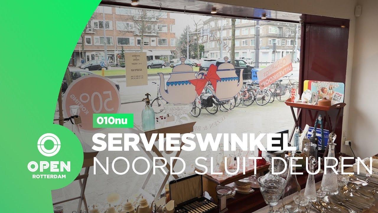 Servies Winkel Rotterdam.Servieswinkel Noord Houdt Er Na 15 Jaar Mee Op 010nu