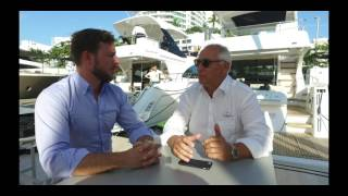 Schaefer Yachts no Yachts Miami Beach 2017