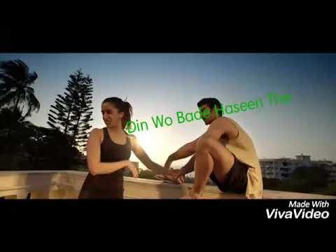 Din Wo Bade Haseen The || WhatsApp Best Status || AjAy Dikadla || HR_60